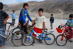 Proyecto Pedaleando conozco Chañaral