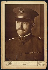 General John J. Pershing, Commander In Chief of the American Expeditionary Forces (LOC) (The Library of Congress) Tags: portrait general wwi moustache worldwari worldwarone libraryofcongress greatwar firstworldwar officer pershing usarmy unitedstatesarmy thegreatwar rotogravure johnpershing generalpershing johnjpershi