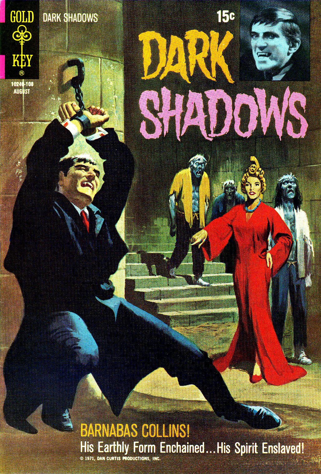Dark Shadows 10