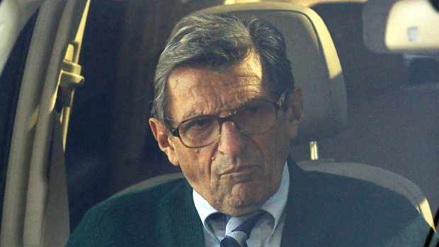 "Joe Paterno Are You Fucking Kidding Me!!! 8 Children Molested & Raped Over 15 Years!! ""You Wished You Had Done More!"""