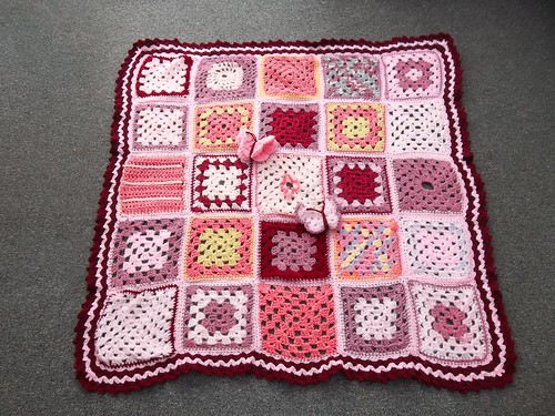 Thank you Glynis for all of these amazing Squares!