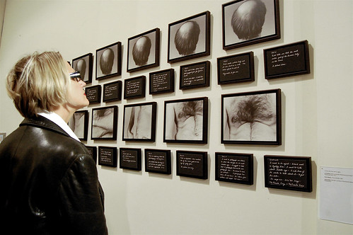 Man as object exhibit