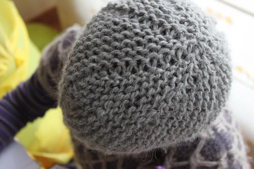"Small ""Dias Cinzentos"" Hat"