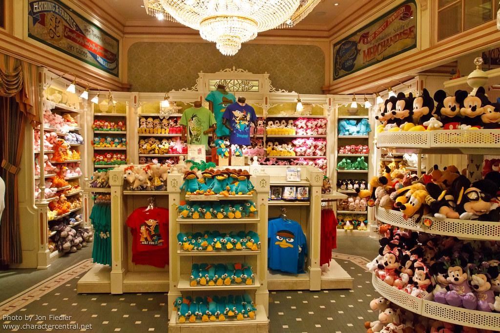 View all shops at Walt Disney World Resort in Florida.