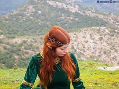Nerdanel the Wise X (SomniumDantis) Tags: dress ears medieval redhead elf fantasy crown lordoftherings tolkien elven silmarillion elfic nerdanel