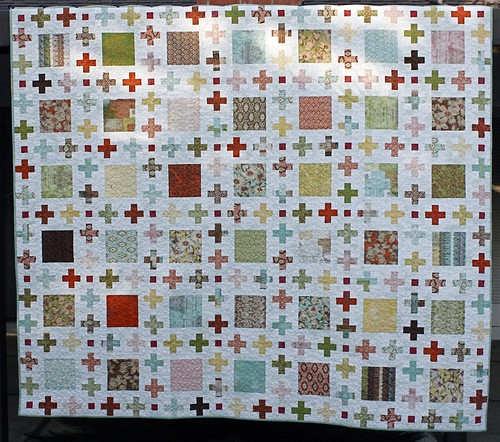 Curio Quilt by Doe Agres