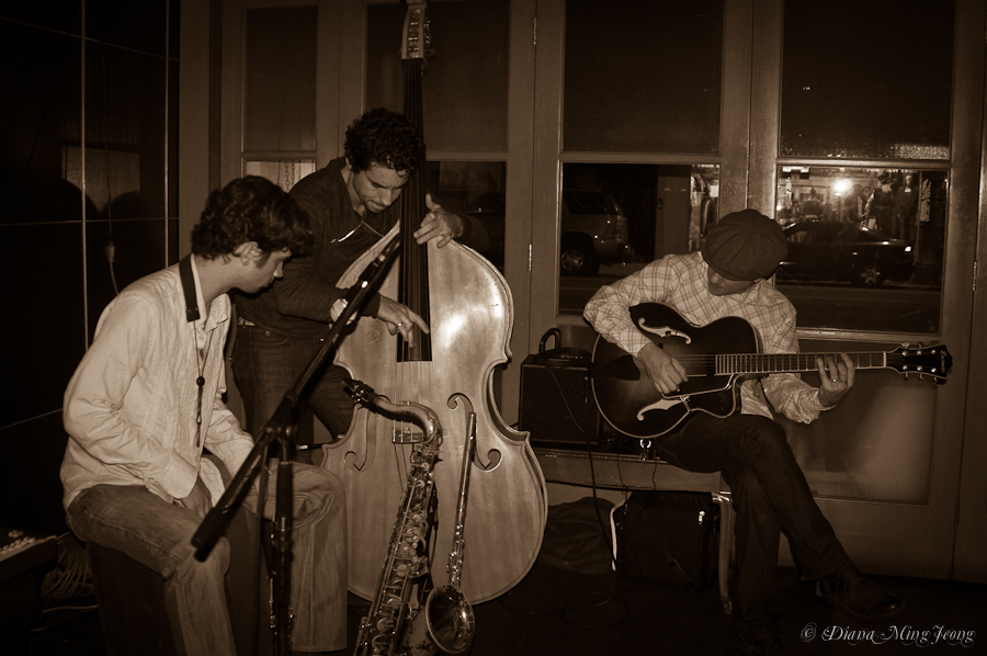 Shoestring Trio | The Foundry