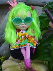 Munchkin .....My Queen of Green!!!