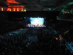 Ringo Starr & His All Starr Band (gustavole) Tags: show brazil chevrolet brasil hall all live band his beatles belohorizonte ringostarr ringo aovivo koncert thebeatles starr bh ringostar chevrolethall