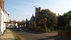 London Road inCanterbury Photo