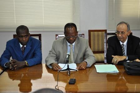 Conférence de presse relative à la session 2010 du concours d'entrée à l'Ecole Normale Supérieure