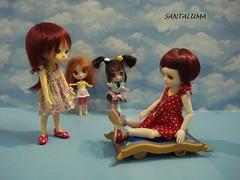 Pois é May May quer voar,tem que pagar e decide logo ,a fila tá aumentando,diz Kymy Yumi!!