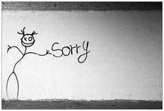 sorry (micagoto) Tags: sorry topv111 d7000