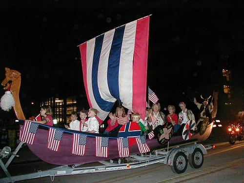 2001 holiday norway club boat ship florida parade norwegian sarasota viking sonsofnorway
