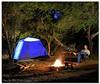 Waiting for Larry (Panorama Paul) Tags: camping dusk tent campfire littlekaroo nohdr sigmalenses nikfilters panoramapaul vertorama nikond300 wwwpaulbruinscoza paulbruinsphotography karooacacia