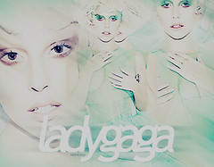 If you want to steal my heart away (hikee100) Tags: lady gaga blend hike100