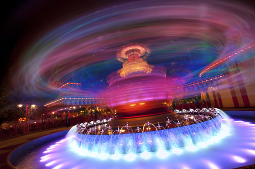 Spin, spin, spin (Dumbo, at soft opening by ohhector, on Flickr