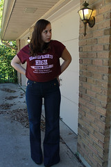 Outfit - Twenty8Twelve jeans, cropped Summerheights High t-shirt