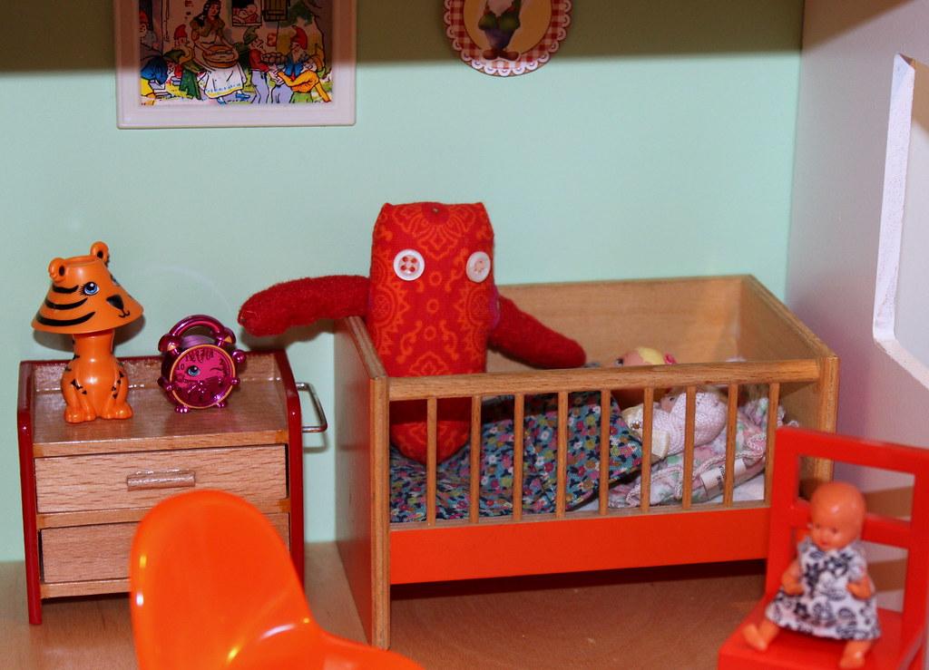 ikea lillabo dollshouse blythe. (*blythe-berlin*) Tags: Ikea Mila Lillabo Dollshouse Blythe L