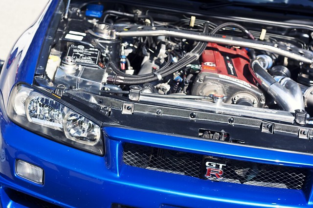 Skyline GT-R R34 X