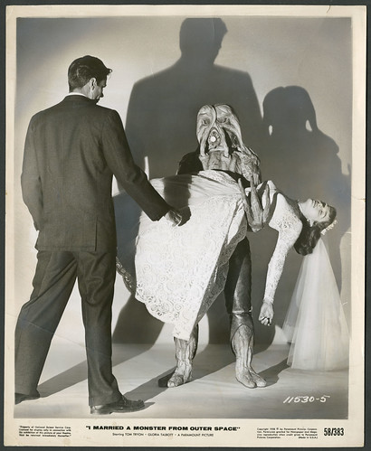 I Married a Monster from Outer Space (1958) still 1