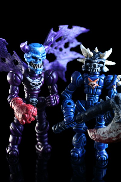 Custom Onell Figures by FeedtheDead
