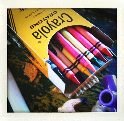 crayola old school