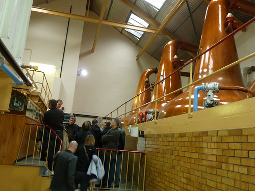 Whisky Stills at Aberlour
