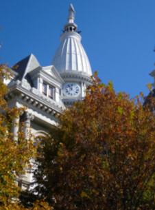 Tippecanoe County Courthouse, Lafayette Indiana
