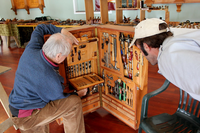 The coolest tool chest