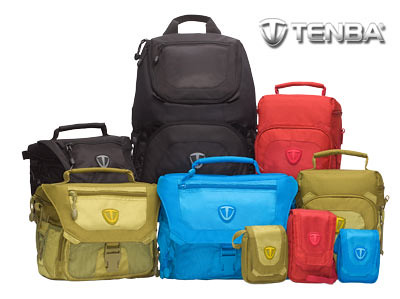 Tenba Vector collection