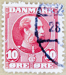 beautiful danish stamp Danmark portrait King Christian IX. 10 re postage porto francobolli Danemark sellos selo Briefamrken Dnemark postes timbre postzegel Danmark (stampolina) Tags: red portrait rot postes rouge rojo king mail 10 stamps retrato christian vermelho porto danish portret timbre rood rosso dnemark danmark postage postzegel franco  vermilion merah selo marka bolli   danemark sello sellos piros  punainen   briefmarken  rouges markas czerwony krmz briefmarke francobollo selos timbres portr francobolli bollo   mapka  znaczki rdea erven  frimerker  pullar  timbru kingchristianix  mu  postestimbres postestimbre antspaudai znamk