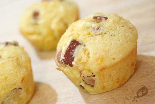 Kid-Friendly Recipes: Corn Dog Muffins