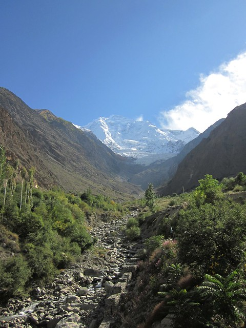Rakaposhi from the KKH.