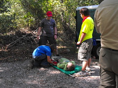 April-Oct 2011 876 (Troop 575 Lawrenceville) Tags: disaster drill 1011 camporee