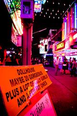 blunt (Pauloroids) Tags: colour thailand bangkok nightlife redlight soicowboy