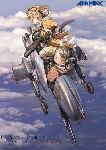 Last Exile -Fam, The Silver Wing
