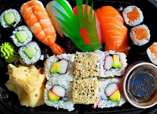 Sushi to Go, Narita Airport