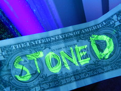 $toned. (thekidsareallfucked-up) Tags: life party money love neon 420 blacklight drugs stoned marijuana highlife cannabis dank