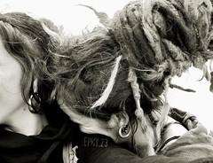 parts of summer (maruan's travel [a bit away.. vEEEry busy]) Tags: summer 3 love twins dread dreadlock rastas leonor gmeas mybeautifulsister aminhairmlinda abusodela