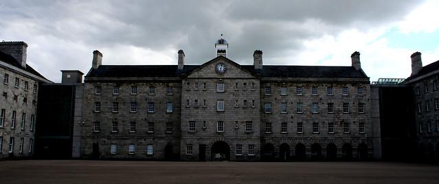 Deserted museum, Ireland