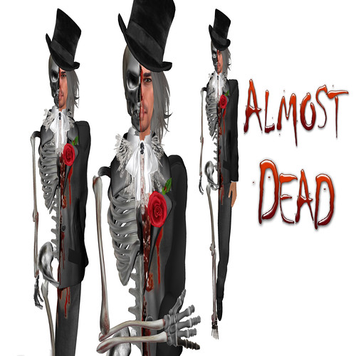 Almost Dead by Cherokeeh Asteria