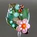 Single bead : Big leaf