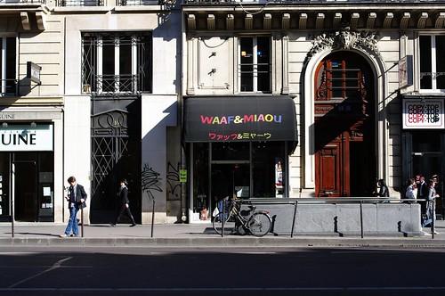 Waaf&Miaou, Paris