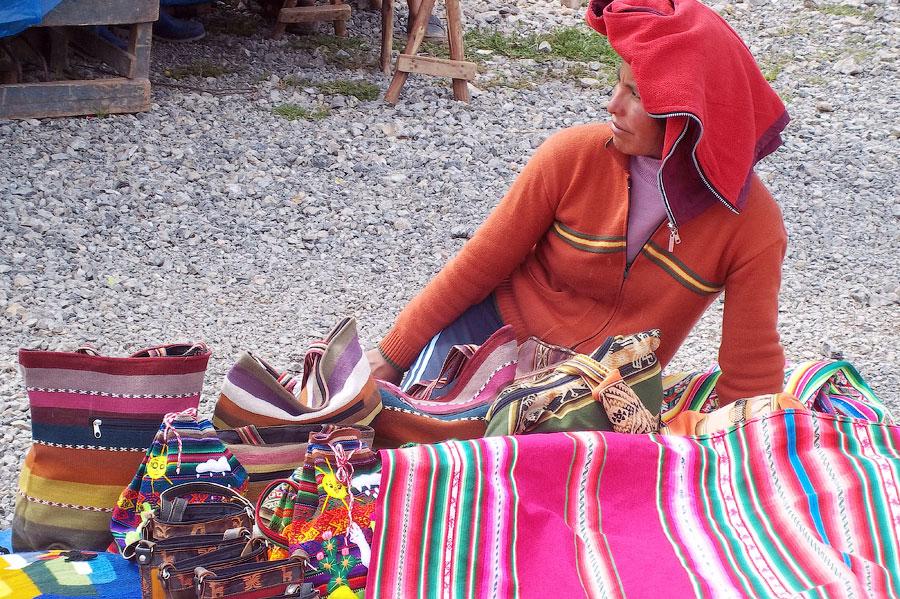 Крепость инков и ярмарка в Чинчеро© Kartzon Dream - авторские путешествия