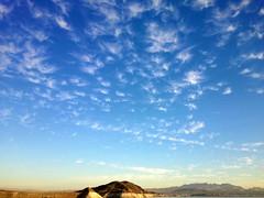 Lake Mead sky