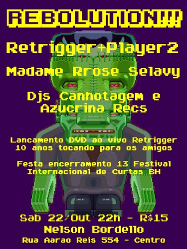 flyer retrigger 10 anos