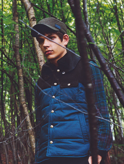 Ethan James0064_FRED PERRY AW11
