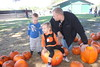IMG_8940 (drjeeeol) Tags: pumpkin katie pumpkins charlie pumpkinpatch triplets toddlers chaz fallfestival 2011 36monthsold painteroaksacademy