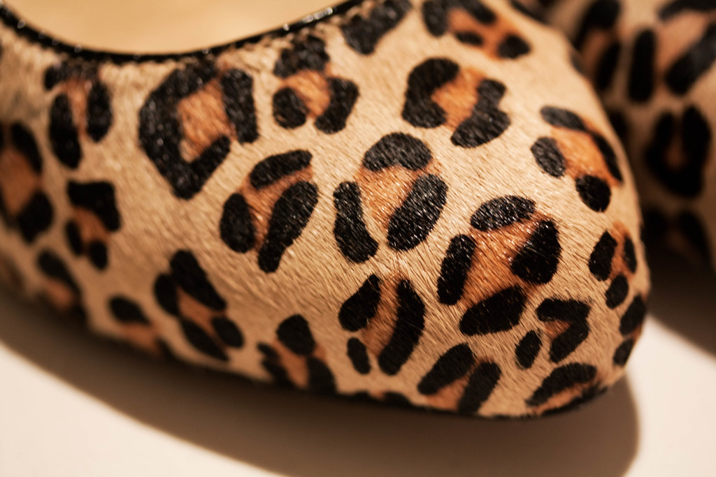 bakers mara leopard pumps